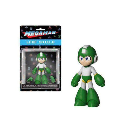 Mega Man (Leaf Shield) Action Figure - DECEMBER 2018