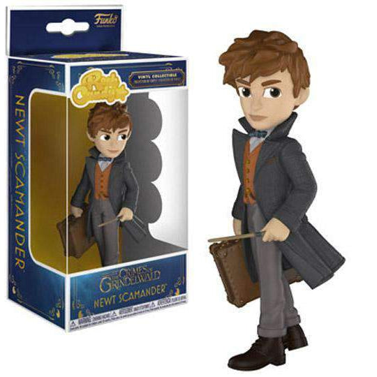 Fantastic Beasts: The Crimes of Grindelwald Rock Candy Newt Scamander - Q4 2018