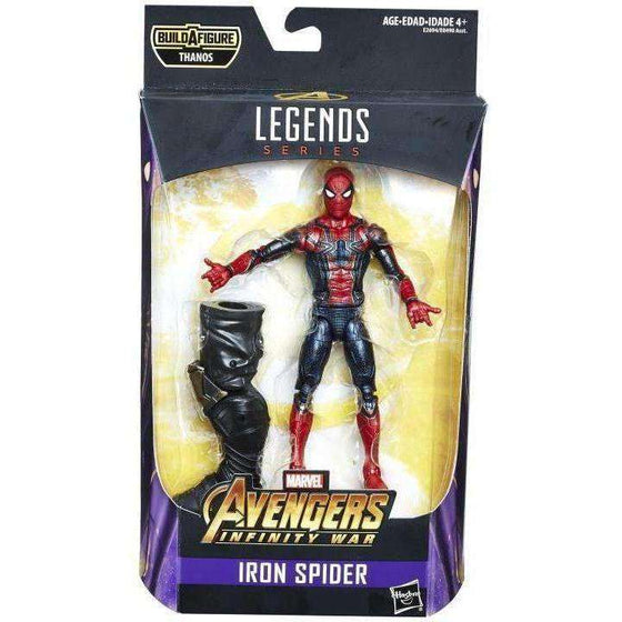 Avengers: Infinity War Marvel Legends Iron Spider (Thanos BAF) - SEPTEMBER 2018