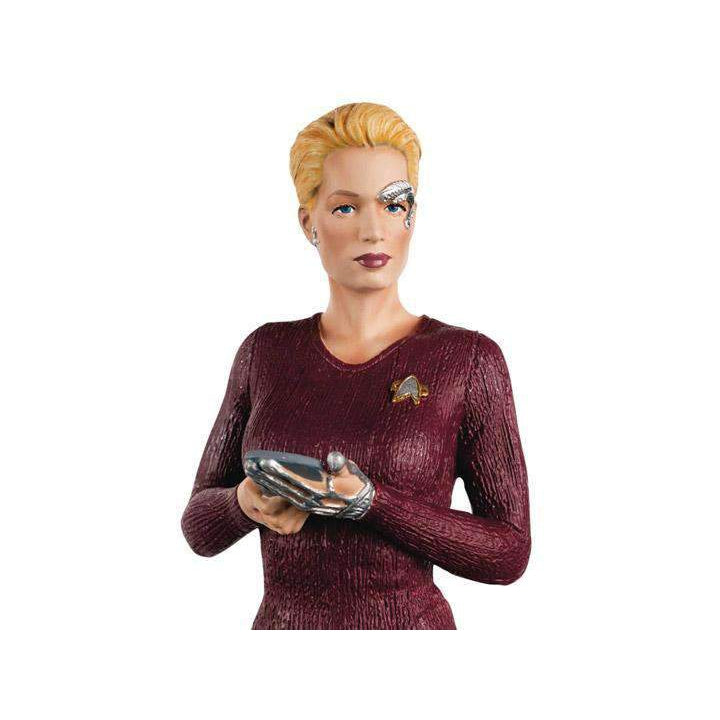 Star Trek Bust Collection #6 Seven of Nine - AUGUST 2019