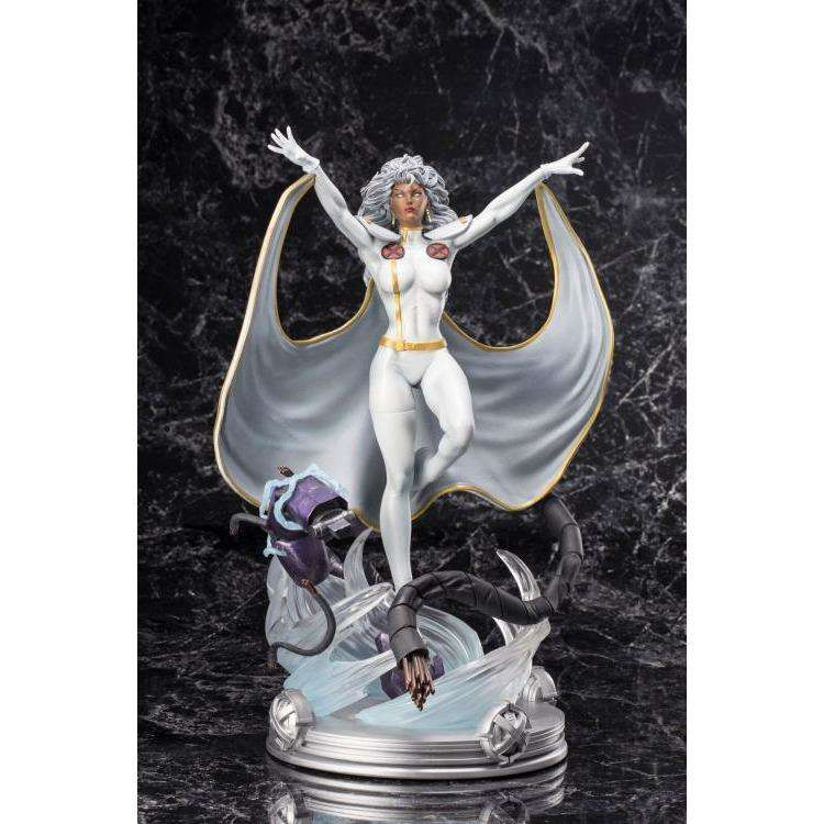 Marvel X-Men Danger Room Sessions Fine Art Storm Statue - JUNE 2019