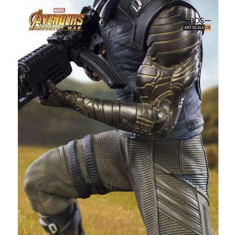 Avengers: Infinity War Battle Diorama Series Winter Soldier 1/10 Art Scale Statue - Q4 2018