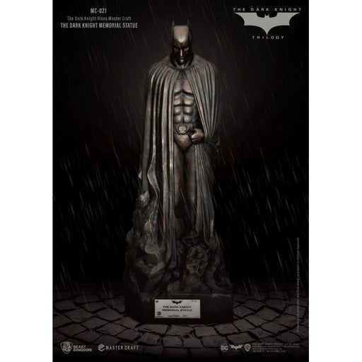 The Dark Knight Rises MC-021 Memorial Statue - JANUARY 2021