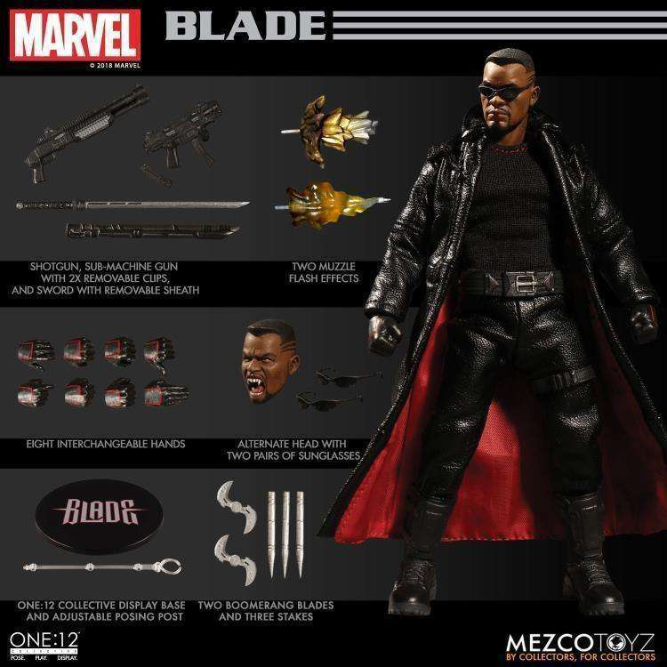 Marvel One:12 Collective Blade - OCTOBER 2018