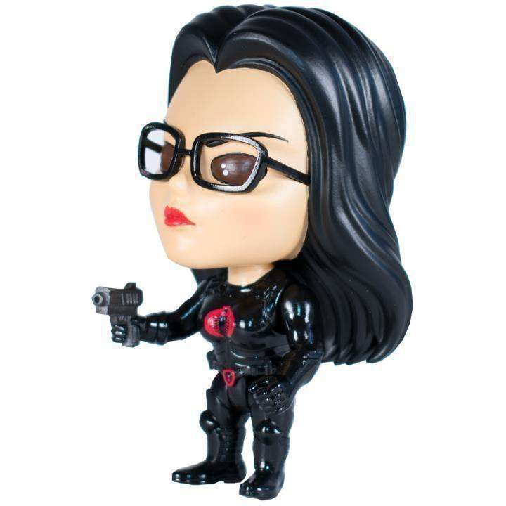 "G.I. Joe 4.50"" Baroness Vinyl Figure - NOVEMBER 2018"