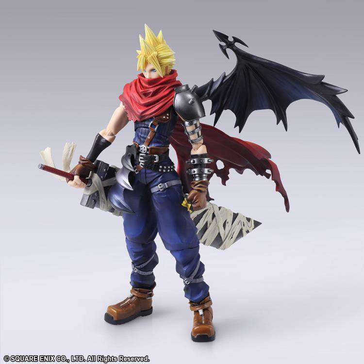 Final Fantasy Bring Arts Cloud Strife (Another Form Variant) - JULY 2019