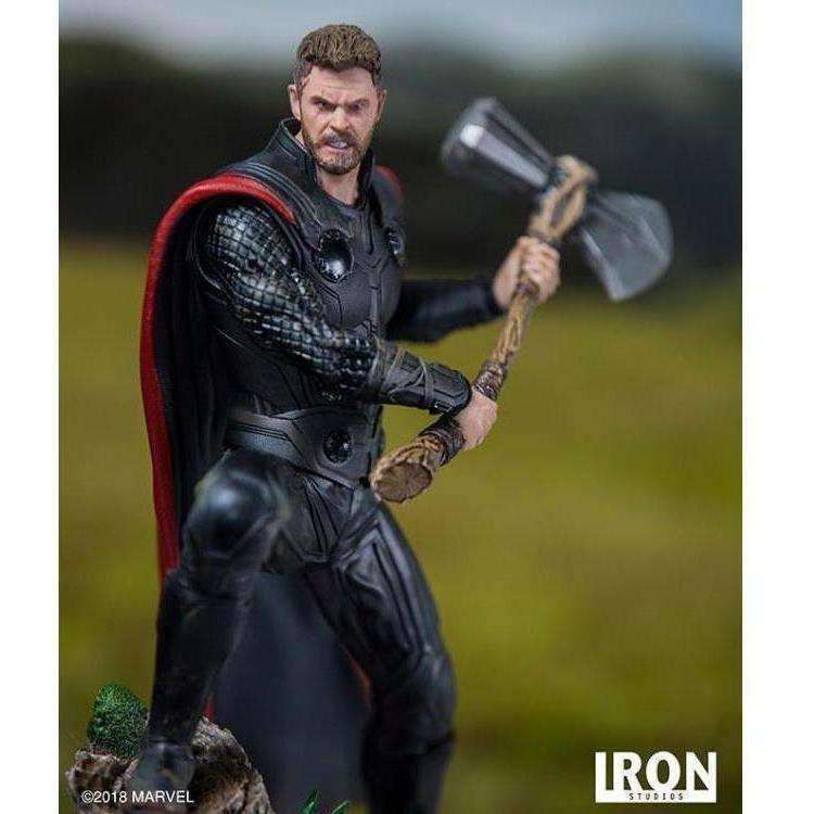 Avengers: Infinity War Battle Diorama Series Thor 1/10 Art Scale Statue - Q1 2019