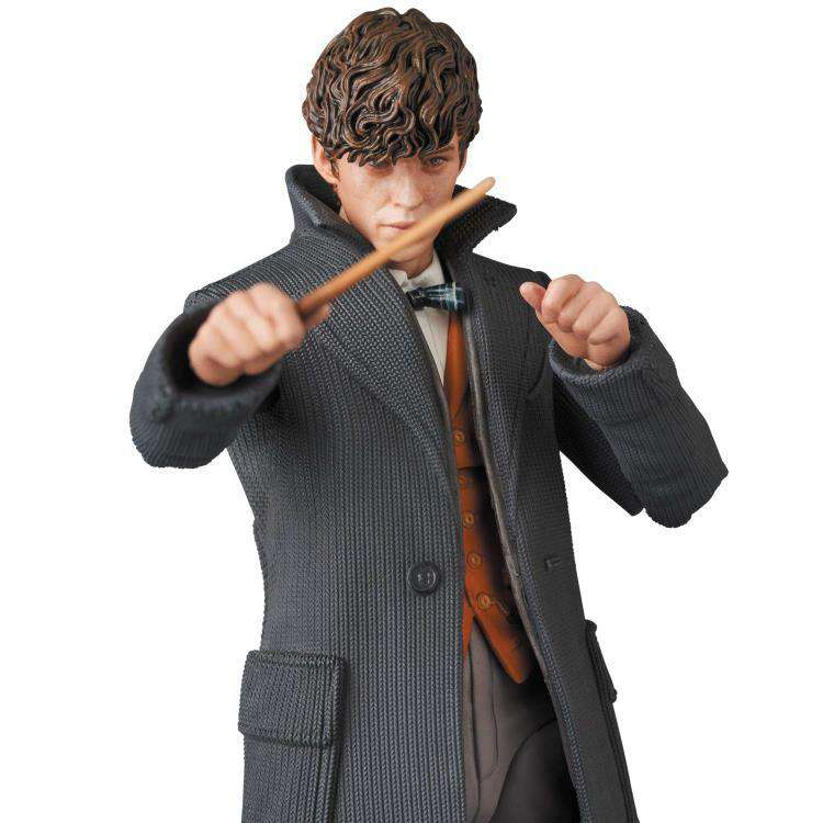 Fantastic Beasts MAFEX No.097 Newt Scamander - DECEMBER 2019