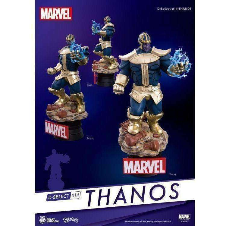 Avengers: Infinity War D-Select DS-014 Thanos PX Previews Exclusive Statue - SEPTEMBER 2018