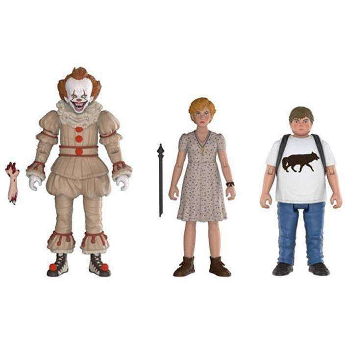 "It 3.75"" Action Figure Three Pack 2"