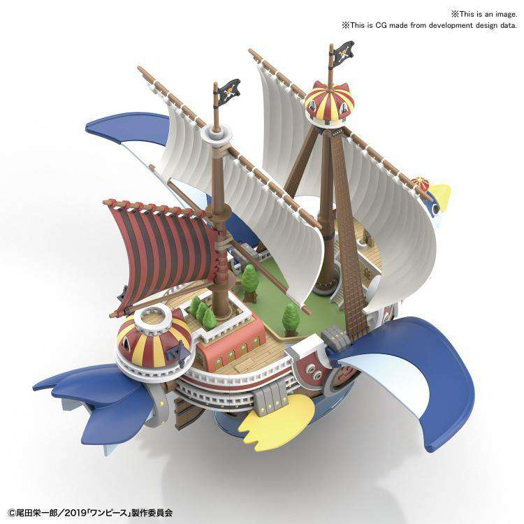 One Piece Grand Ship Collection Thousand Sunny (Flying Model) Model Kit - SEPTEMBER 2019