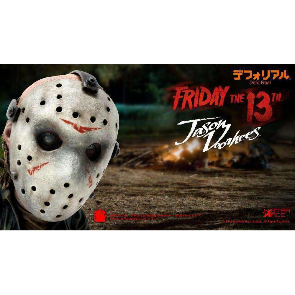 Friday The 13th Deform Real Series Jason Voorhees (Deluxe) - Q2 2019