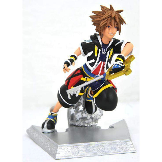 Kingdom Hearts II Gallery Sora Figure - AUGUST 2019