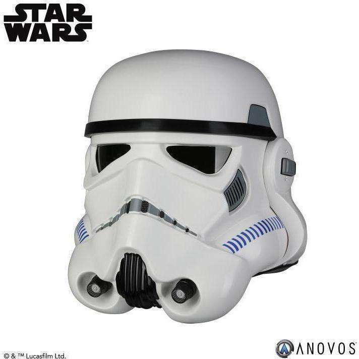 Star Wars Imperial Stormtrooper (A New Hope) 1:1 Scale Wearable Helmet (Upgraded) - Q2 2019