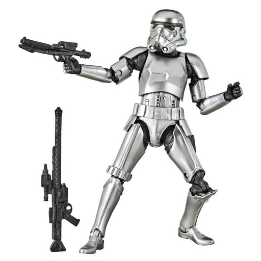 Star Wars The Black Series Carbonized Stormtrooper 6-Inch Action Figure- JUNE 2020