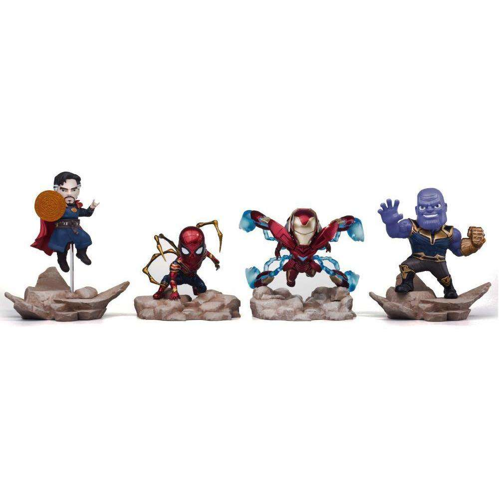 Avengers: Infinity War Mini Egg Attack MEA-003 PX Previews Exclusive Set of 4 Figures