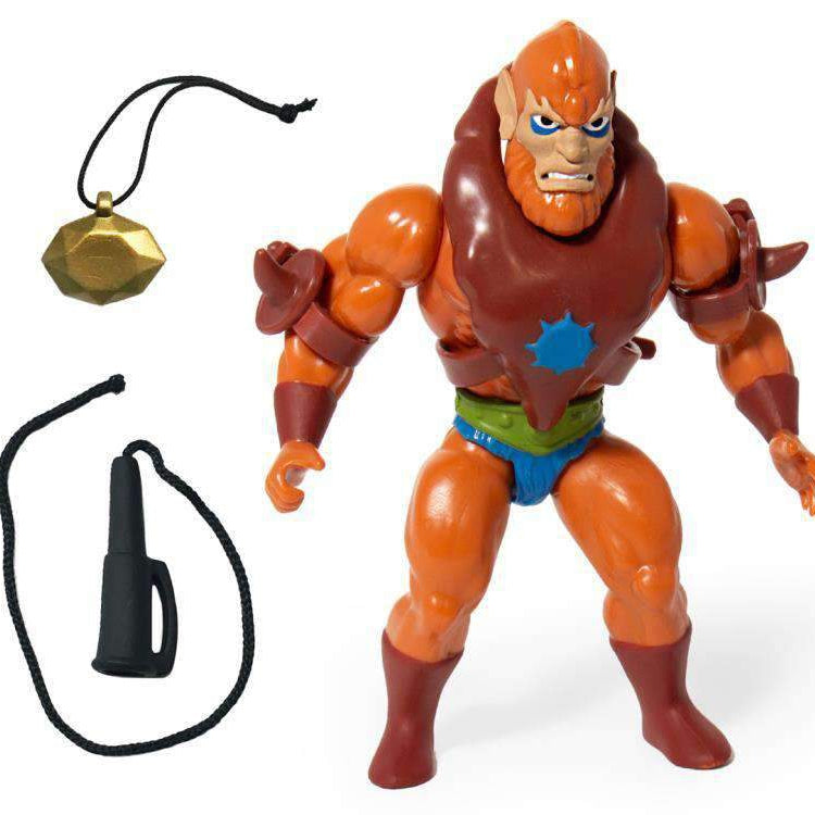 Masters of the Universe Vintage Wave 2 - Beast Man - NOVEMBER 2019