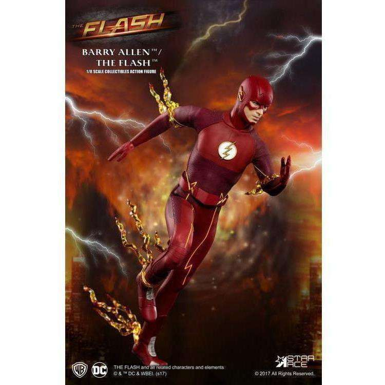 The Flash (TV Series) Real Master Series The Flash 1/8 Scale Figure - Q3 2018