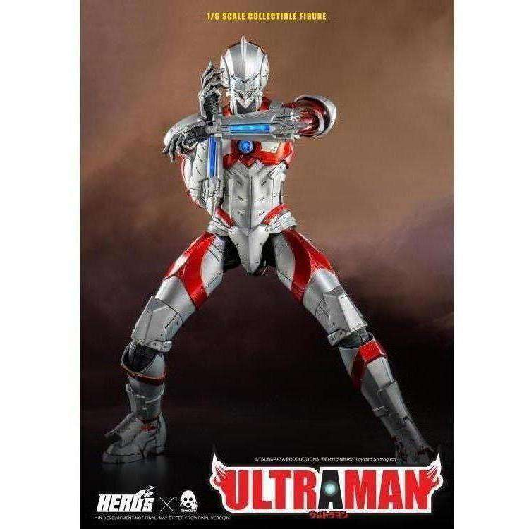 Ultraman Suit 1/6 Scale Collectible Figure