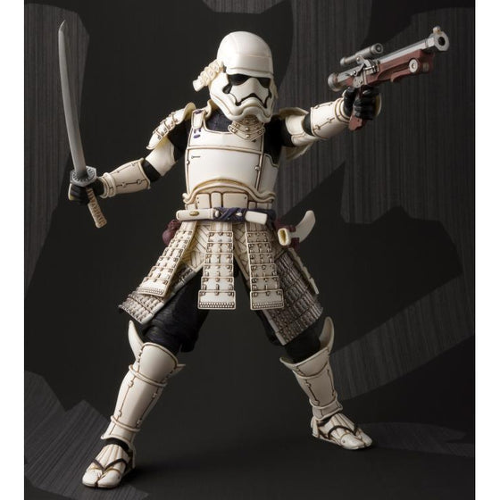 Star Wars Mei Sho Movie Realization Ashigaru First Order Stormtrooper - OCTOBER 2019