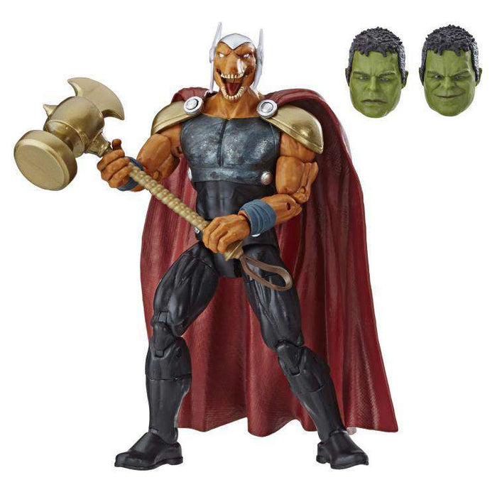 Avengers: Endgame Marvel Legends (Hulk BAF) Set of 7 - Wave 2