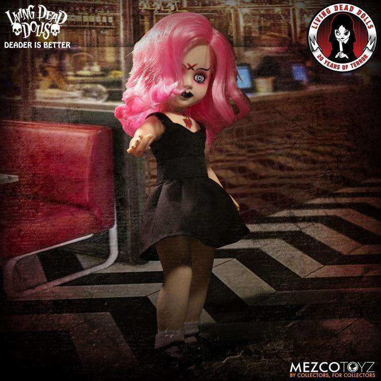 Living Dead Dolls 20th Anniversary Series Deader is Better Candy Rotten - AUGUST 2018