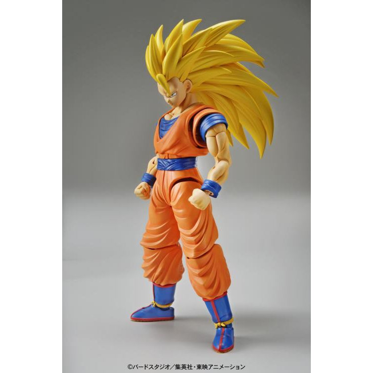 Dragon Ball Z Figure-Rise Standard Super Saiyan 3 Son Goku Model Kit