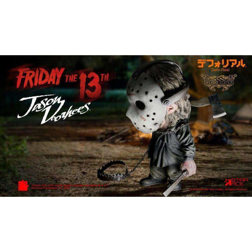Friday The 13th Deform Real Series Jason Voorhees (Deluxe) - Q3 2019