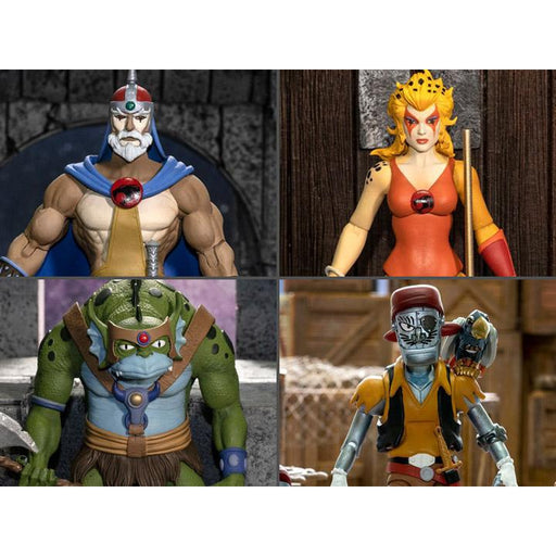 ThunderCats Ultimates Wave 3 Set of 4 Figures - APRIL 2021