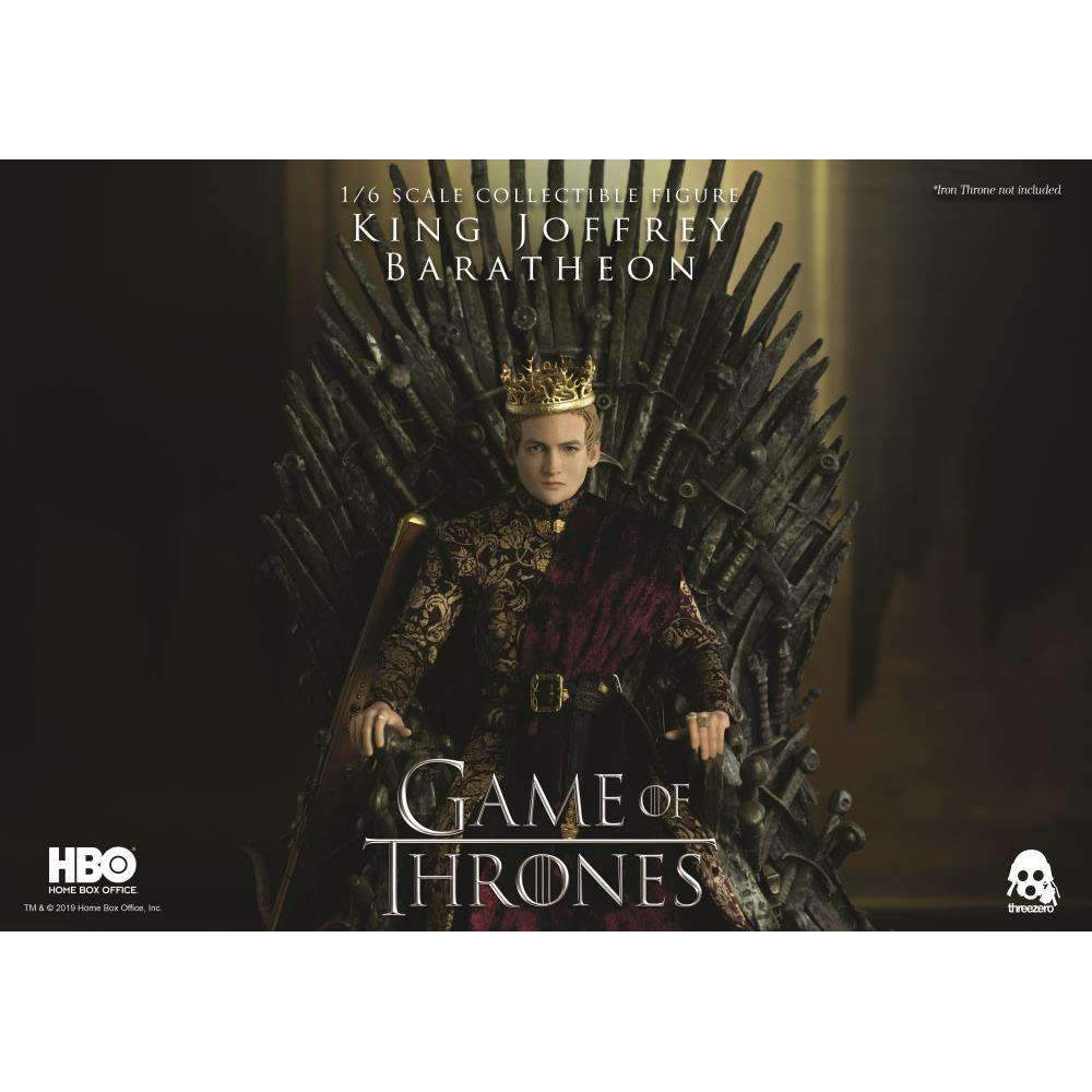 Game of Thrones Joffrey Baratheon 1/6 Scale Figure - Q4 2019