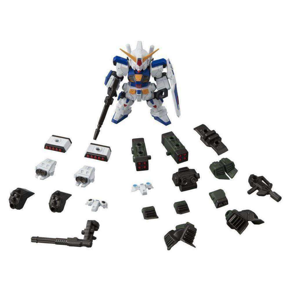 Gundam Mobile Suit Ensemble EX10 F90 Gundam F90 D Type & H Type Exclusive Set - MAY 2019