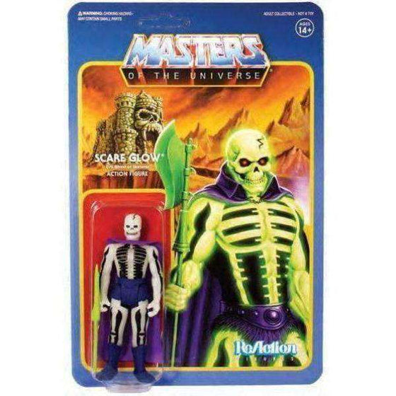 Masters of the Universe ReAction Scareglow Figure