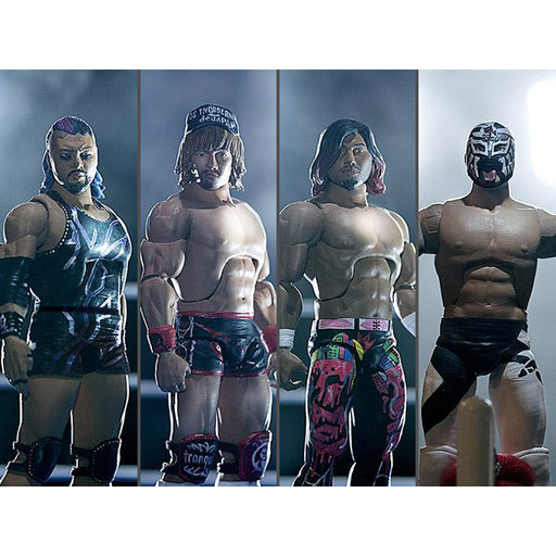 New Japan Pro-Wrestling Ultimate Wave 2 - Set of 4 - Q2 2021