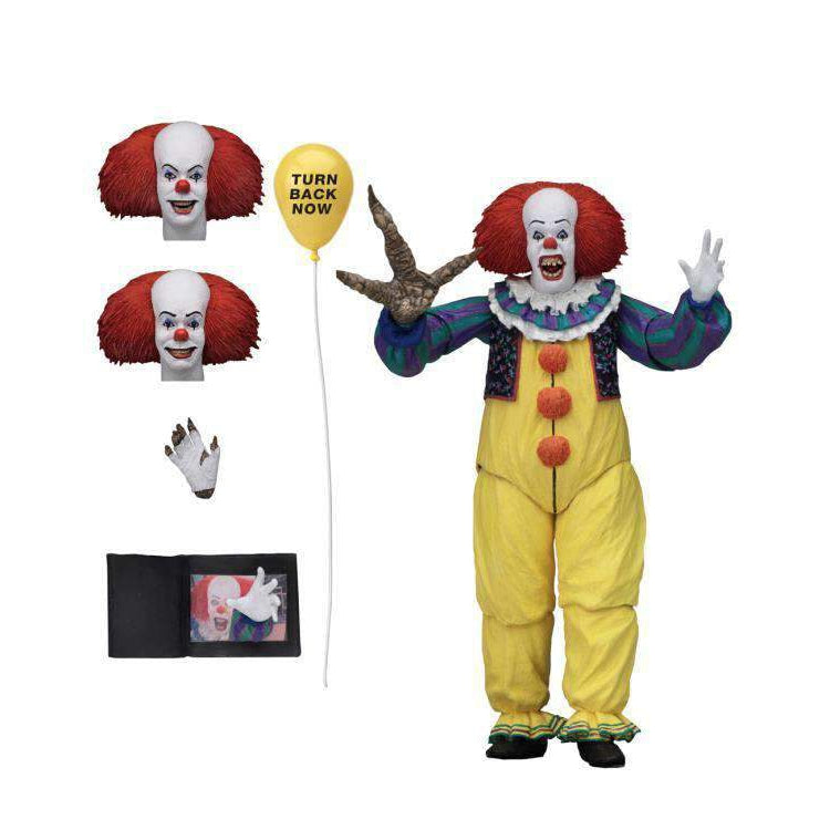 It (1990) Ultimate Pennywise (Ver. 2) Figure - Q3 2019