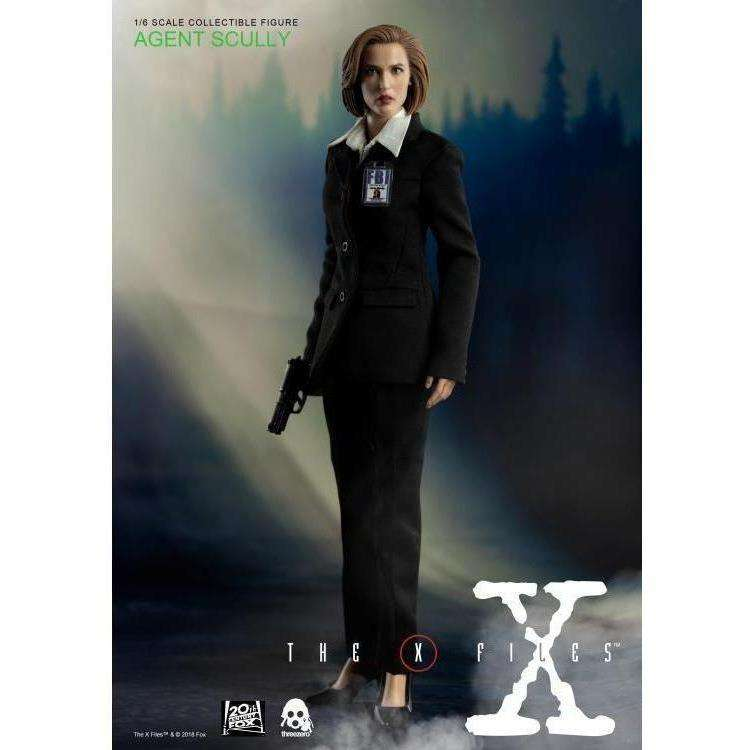 The X-Files Agent Scully 1/6 Scale Collectible Figure - Q2 2019