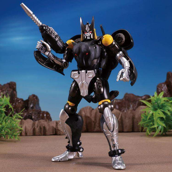 Transformers Masterpiece MP-34S Shadow Panther Exclusive - AUGUST 2018