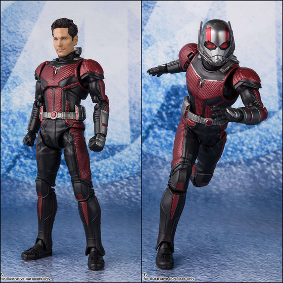 Avengers: Endgame S.H.Figuarts Ant-Man (Japanese Release) - MAY 2019