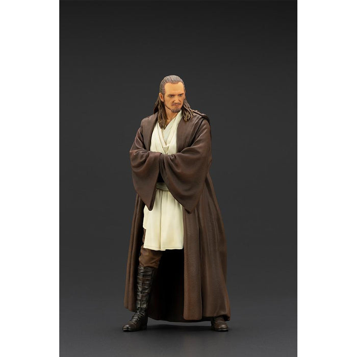 Star Wars: The Phantom Menace Qui-Gon Jinn ARTFX+ 1:10 Scale Statue - FEBRUARY 2021