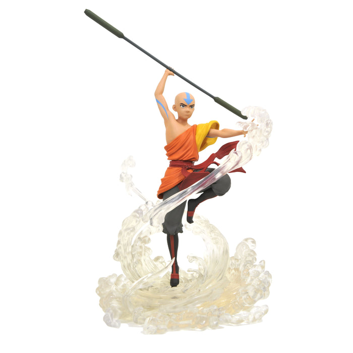 Avatar Gallery Aang PVC Statue - AUGUST 2020