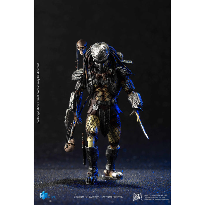 AVP Chopper Predator PX 1/18 Scale Figure - AUGUST 2021