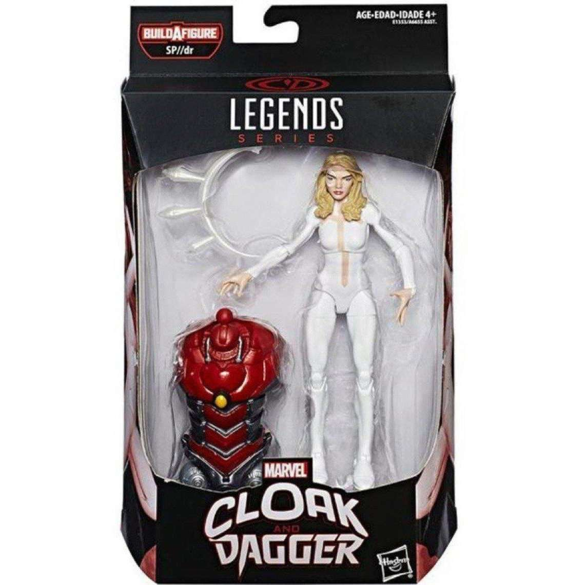Spider-Man Marvel Legends Wave 10 (SP//DR BAF) - Dagger (Cloak & Dagger)