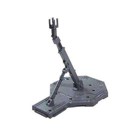 Bandai Hobby 1/100 Action Base 1 Display Stand (Gray)