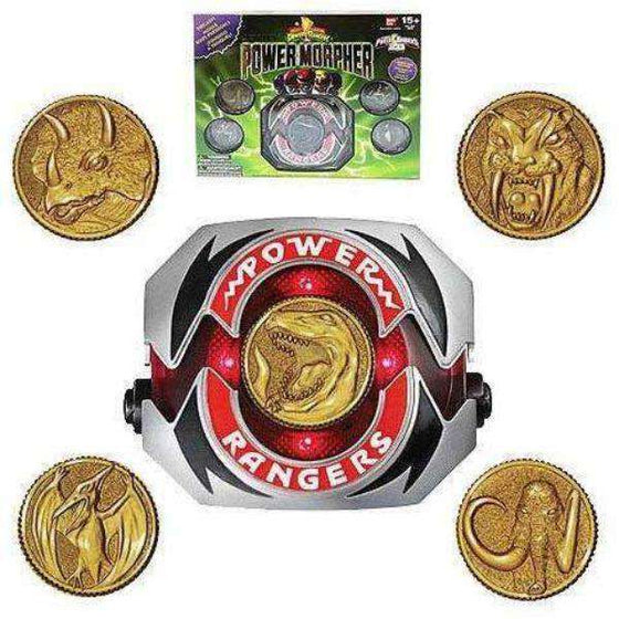Mighty Morphin Power Rangers Legacy Edition Morpher - DECEMBER 2018