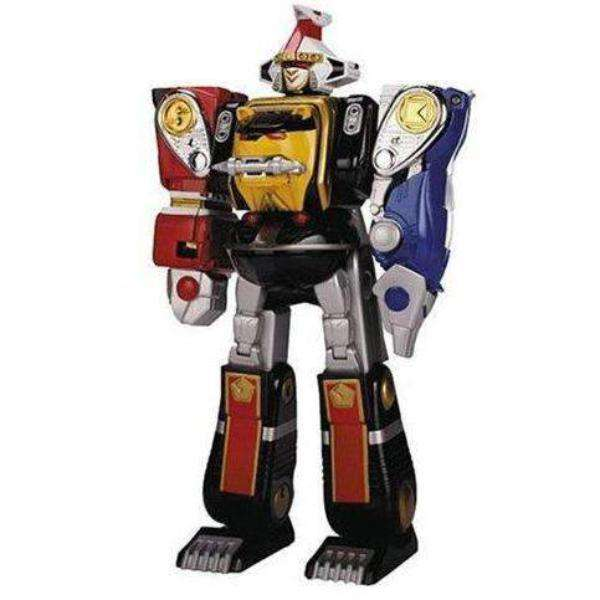 Mighty Morphin Power Rangers Legacy Ninja Megazord Action Figure - DECEMBER 2018