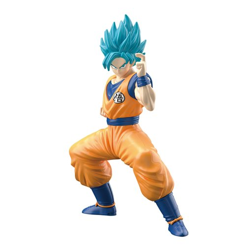 Dragon Ball SSGSS Son Goku Entry Grade Model Kit - APRIL 2020