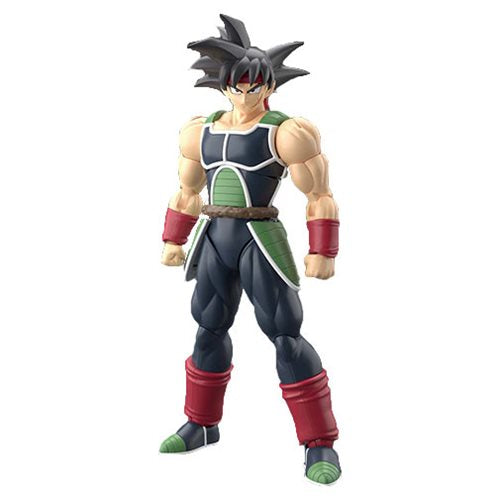 Dragon Ball Z Bardock Figure-rise Standard Model Kit - FEBRUARY 2020