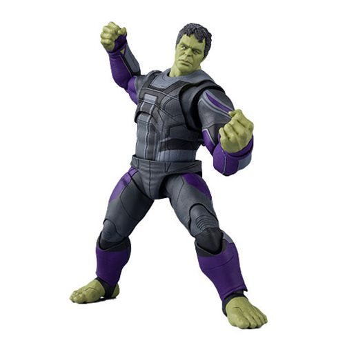Avengers: Endgame Hulk S.H.Figuarts Action Figure (DAMAGED BOX)