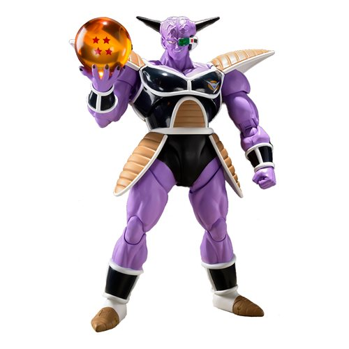 Dragon Ball S.H.Figuarts Captain Ginyu Action Figure - AUGUST 2020