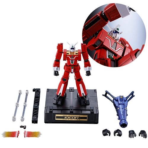 Space Runaway Ideon GX-92 Ideon F.A. Soul of Chogokin Action Figure - JUNE 2020