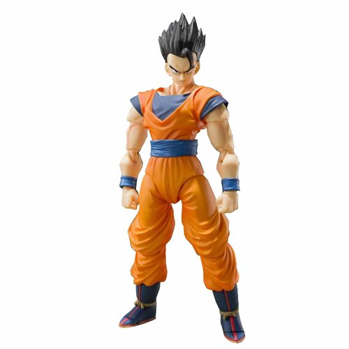 Dragon Ball Z Ultimate Gohan SH Figuarts Action Figure - SDCC 2019 Exclusive- JANUARY 2020